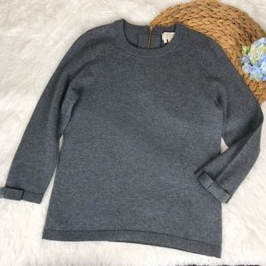 Kate Spade Wool Cashmere Bow Sweater M